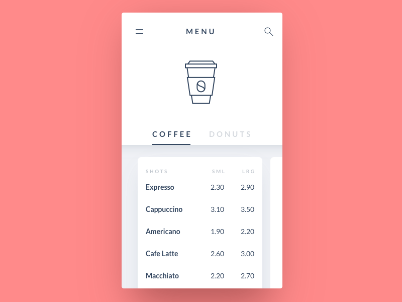 collect ui daily inspiration collected from daily ui archive and