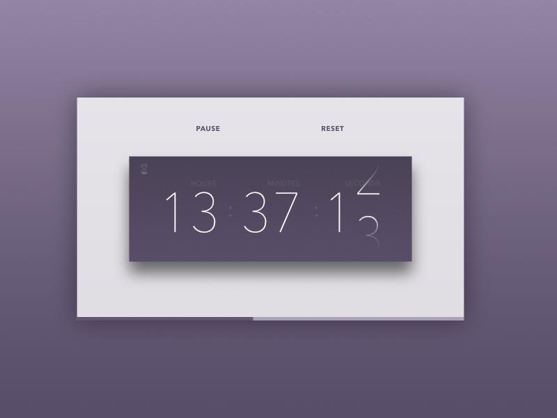 Countdown Timer By David Franca