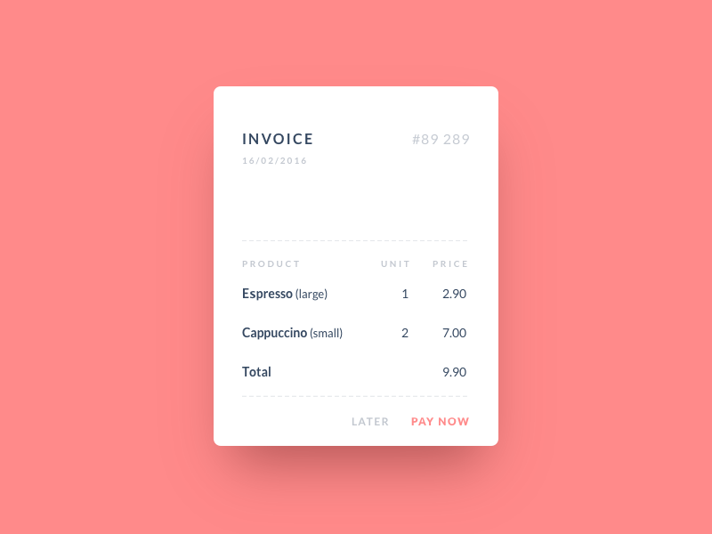 Collect Ui Daily Inspiration Collected From Daily Ui